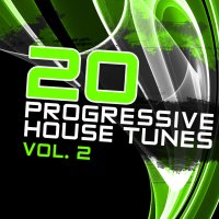 20 Progressive House Tunes - Volume 2 Cover