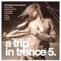 A Trip In Trance 5 Cover
