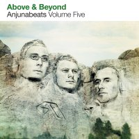 Anjunabeats - Volume Five Cover