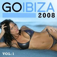 Go Ibiza 2008 - Volume 1 Cover