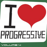 I Love Progressive - Volume 4 Cover