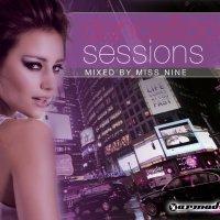 Miss Nine - Dancefloor Sessions Cover