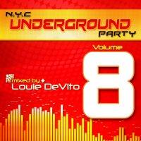 NYC Underground Party - Volume 8 Cover