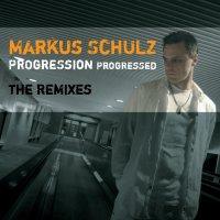 Progression Progressed - The Remixes Cover