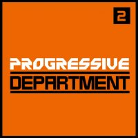 Progressive Department - Volume 2 Cover