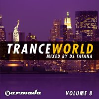Trance World - Voluem 8 - Mixed Cover