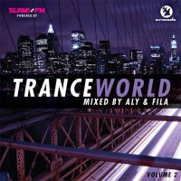 Trance World - Volume 2 Cover
